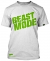T-paita MusclePharm, Beast Mode, White