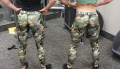 "War Hammer Womens ""Recon 2"" Camo leggins"